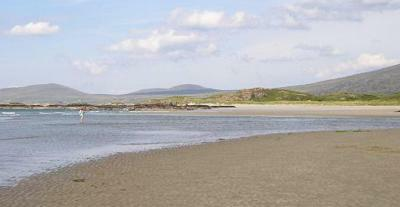 Strand in Donegal